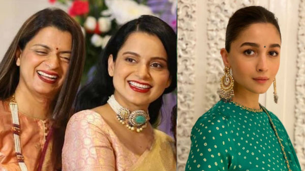 Alia Bhatt On Sending Kangana Ranaut Flowers: 'Let Them React The Way They Want, I Am Happy For Her'