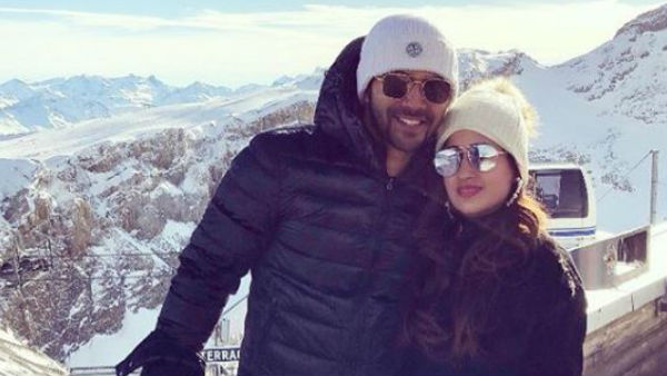 Varun Dhawan And Natasha Dalal To Get Married In May?