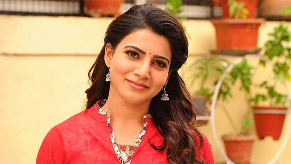 Is Samantha Akkineni Taking Break From Films To Have A Baby?