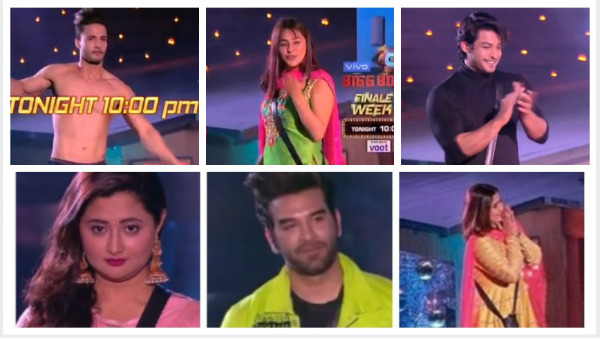 Also Read: Bigg Boss' Finalists' Journey Videos: Sidharth Gets Teary-eyed; Asim Goes Shirtless; Sana Excited