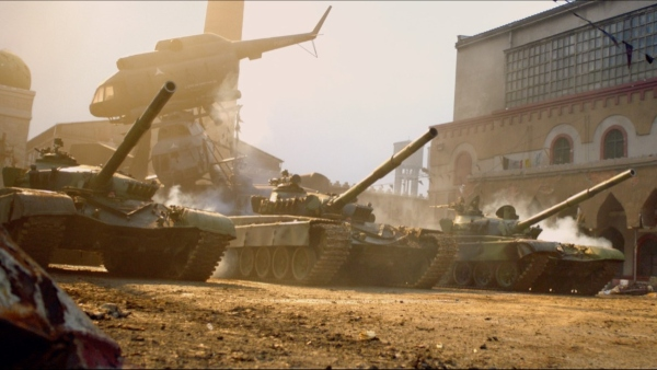 Its Real Army Fighter Choppers & Tanks For Tiger Shroff Starrer Baaghi 3!