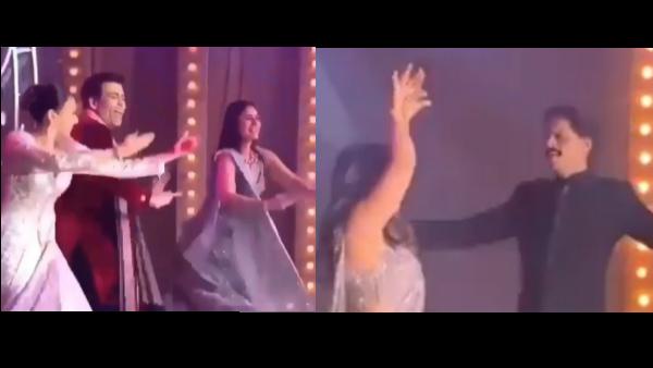 Armaan Jain's Reception: Kareena, Karisma & KJo Go 'Bole Chudiyan', SRK-Gauri Dance On 'Kajra Re'