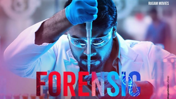 Forensic Movie Review