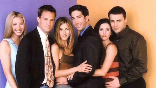 Friends Cast To Make $2.5 million Each For The Unscripted HBO Special