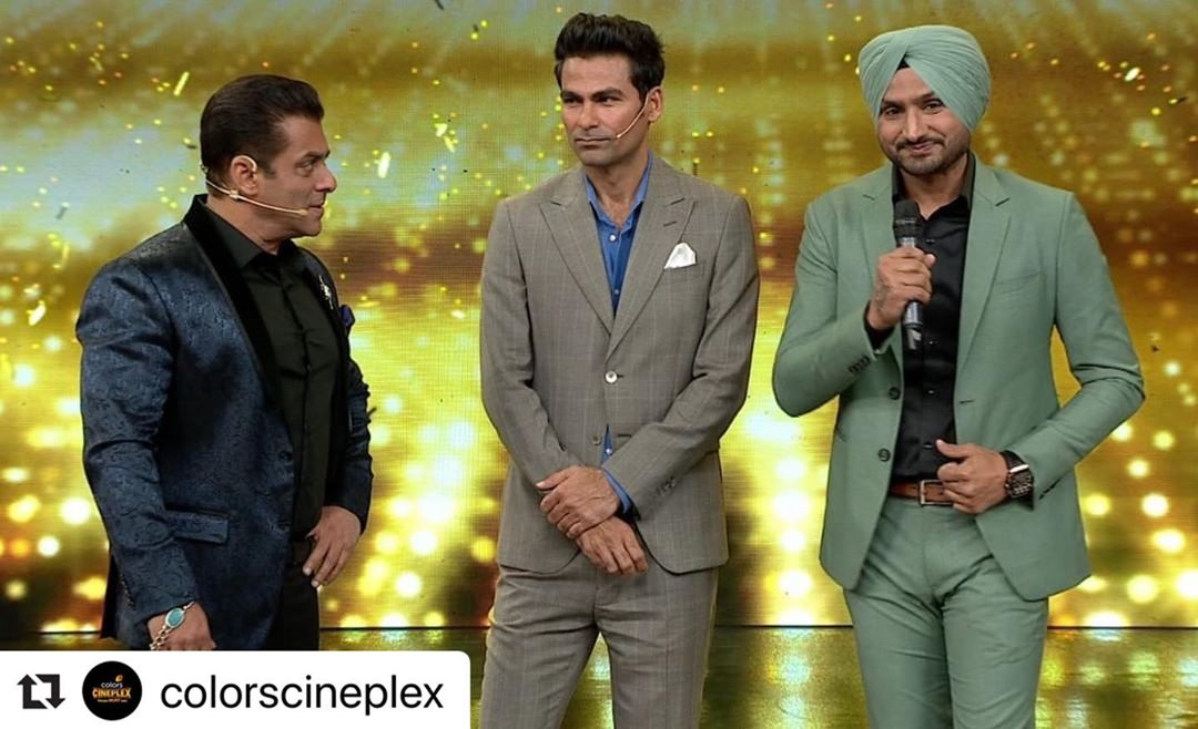 Harbhajan Singh & Mohammad Kaif Promote Their New Show