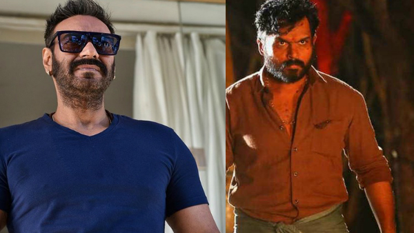 <strong>It's Official: Ajay Devgn To Star In Hindi Remake Of Karthi's Tamil Film Kaithi</strong>