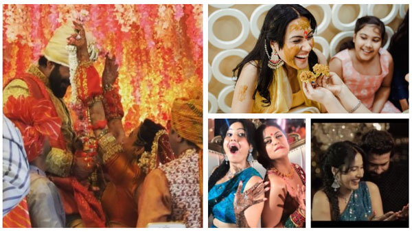Also Read: Kamya Panjabi Ties The Knot With Shalabh; Actress Dances Her Heart Out At Mehendi (Pictures)