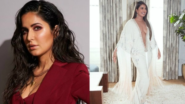 Katrina Kaif Praises Priyanka Chopra's Risqué Grammy Outfit: 'She Looked Absolutely Stunning'