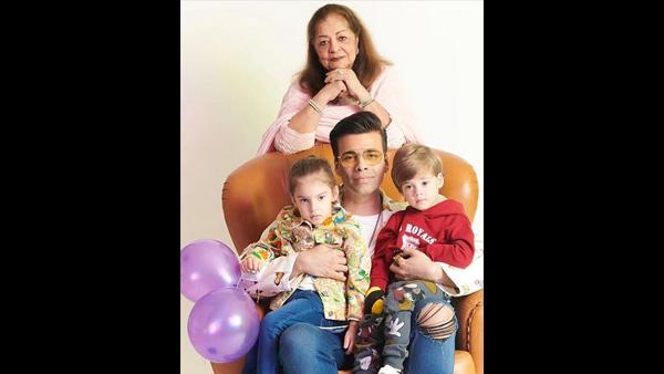 Karan Johar's Twins Yash & Roohi Turn Three: Filmmaker Gets Emotional & Pens A Heartfelt Note
