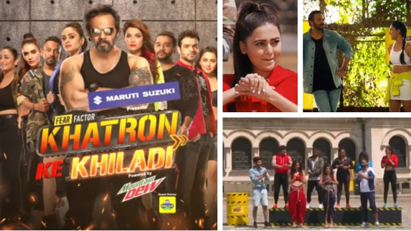 Khatron Ke Khiladi 10 Starts Off With A Bang; Viewers Find Tejasswi Prakash Cute & Funny