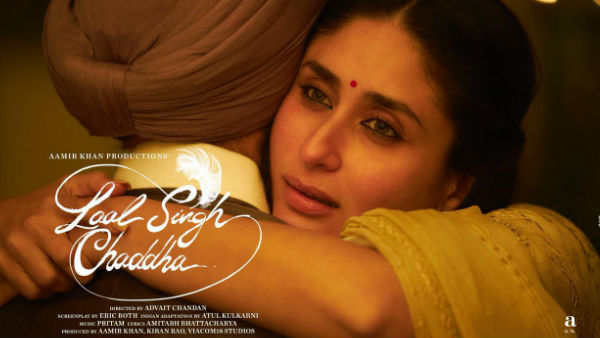 Laal Singh Chaddha: Aamir-Kareena Shoot For A Romantic Song