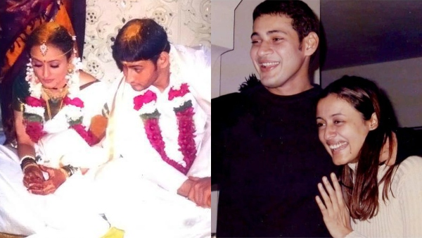 Mahesh Babu & Namrata Shirodkar Set Major Couple Goals On 15th Wedding Anniversary!