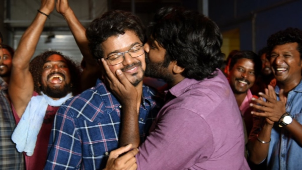 Vijay And Vijay Sethupathi Wrap Up Master: New Picture Of The Duo Take Social Media By Storm!