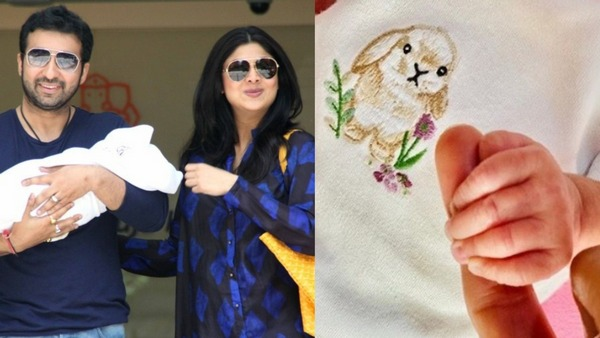 Shilpa Shetty And Raj Kundra Welcome Baby Girl Samisha Shetty Kundra! First Picture Inside