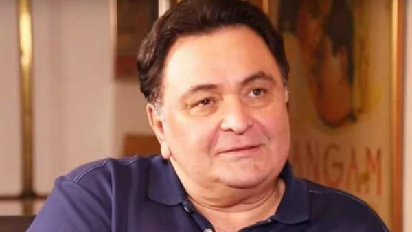 Rishi Kapoor Puts To Rest All Stories About Ill Health; Says He's Back In Mumbai To Entertain Fans