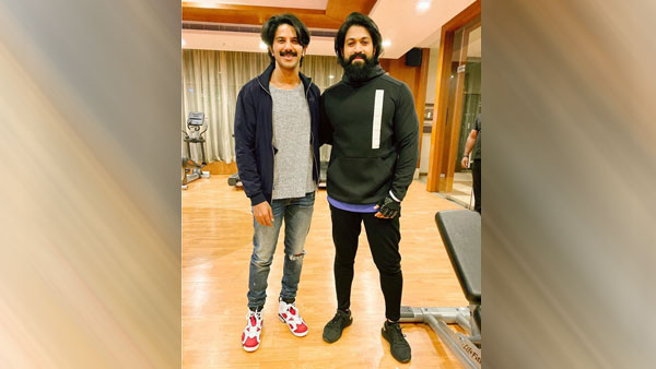 ALSO READ: Dulquer Salmaan Praises 'KGF' Star Yash For This Quality; Know What