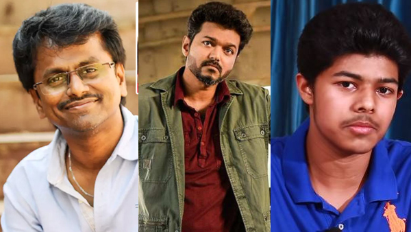 AR Murugadoss To Launch Vijay's Son Jason Sanjay?