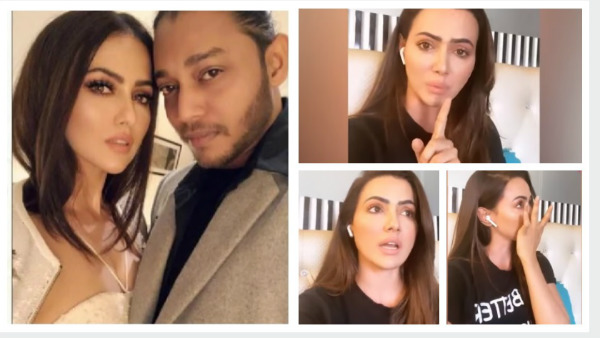 Sana Khan's Shocking Revelations On Melvin: He Made One Small Girl Pregnant; Flirted With Students!