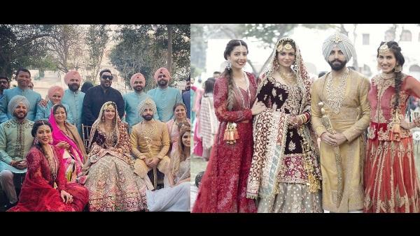 ALSO READ: Inside Pics And Videos: Simran Kaur Mundi's Big Fat Punjabi Wedding Is Talk Of The Town