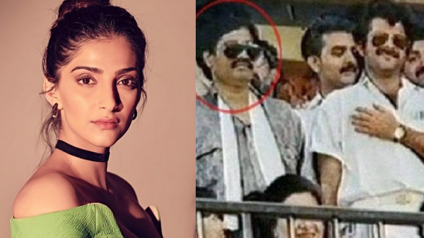 Sonam Kapoor Gives Befitting Reply To A Troll Asking Her About Dad Anil's Photo With Dawood Ibrahim