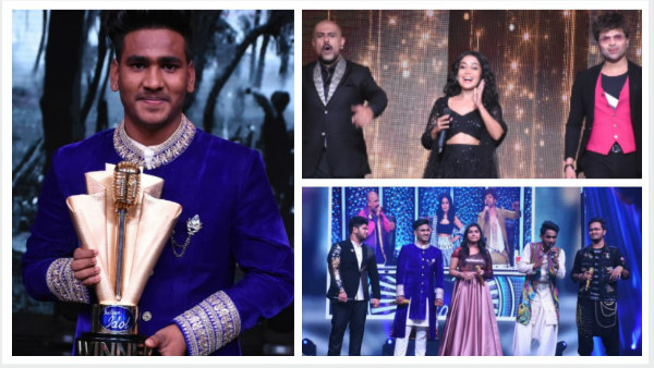 Indian Idol 11 Finale: Sunny Hindustani Wins The Trophy!
