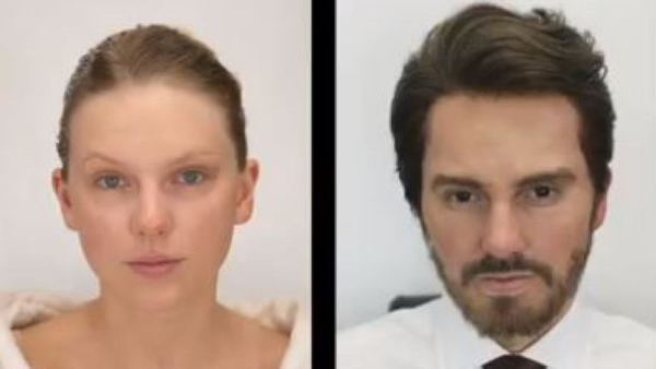 Taylor Swift Turns Director, Watch Her Transform Into 'The Man'