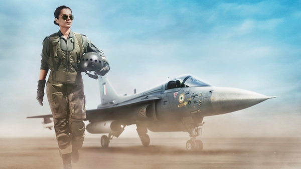 Tejas First Look Out: Kangana Ranaut Looks Stunning As An Air Force Pilot
