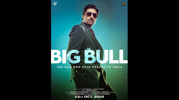 The Big Bull Set To Release In October 2020