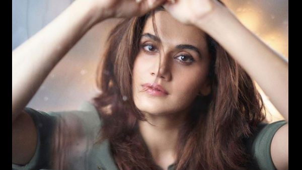 Taapsee Says She Has Accepted Nepotism As A Rule Of The Game