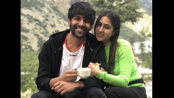 Sara Ali Khan Says She Didn't Hang Out With Kartik Aaryan During Love Aaj Kal: 'It Was Zoe & Veer'