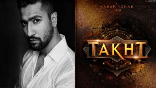 Vicky Kaushal Assures That Makers Of Takht Are Being Sensitive To Historical Accuracy