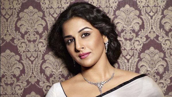 Vidya Balan Announces Her Next Film Titled Sherni; Could This Be The Film On Man-eater Tigress Avni?