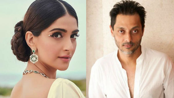 Sonam Kapoor To Star In A Sujoy Ghosh Film Titled Blind?