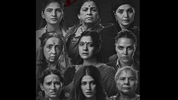 Kajol Starrer Devi Drops Its First Poster, Hubby Ajay Devgn Is Proud Of His Wife For Doing The Film