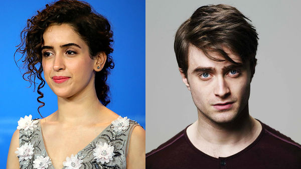 Sanya Malhotra Receives A B'Day Wish From Daniel Radcliffe!