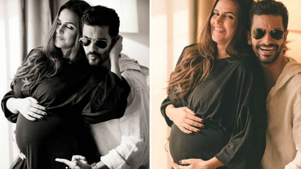 Neha Dhupia Reveals The One Thing She Did During Pregnancy