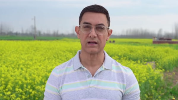 Video: Aamir Expresses Concern Over Coronavirus Outbreak
