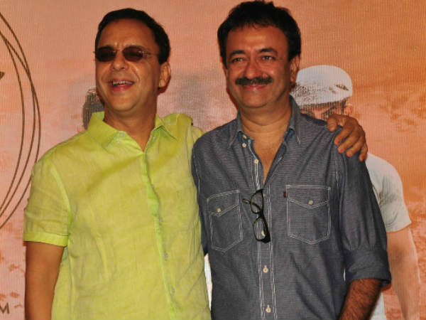 Vidhu Vinod Chopra Breaks Silence On Munna Bhai 3 And We're Excited!