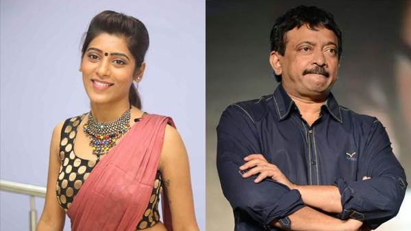 Actress Gayathri Gupta Desires To Marry Ram Gopal Varma