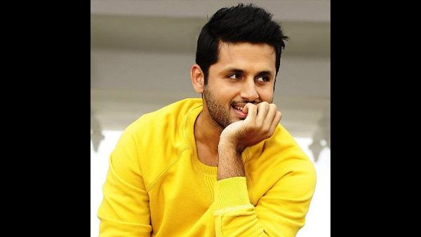 Nithiin Comes On Board For The Telugu Remake Of Andhadhun