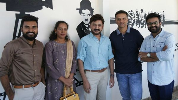 Rahul Dravid Watches Ramesh Aravind's Shivaji Surathkal, Lauds The Film!