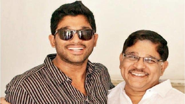 Allu Arjun On Giving Discount To Father