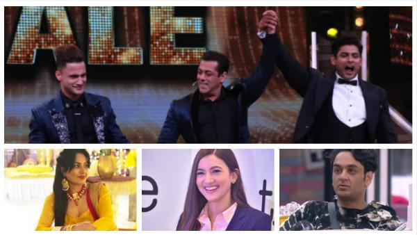 Celebs React On Sidharth Winning Bigg Boss 13 Trophy