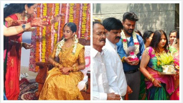 Chandan Shetty & Niveditha Gowda's Wedding Celebrations Begin; Couple All Set To Leave For The Venue