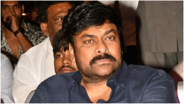 After RRR And Pink Remake, Chiranjeevi's Acharya Suffers From Online Leak