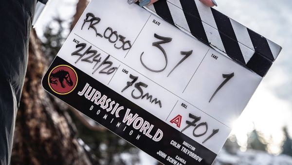 Chris Pratt Begins Shooting For Jurassic World: Dominion