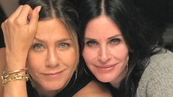 Monica Geller AKA Courtney Cox Excited For Friends Reunion
