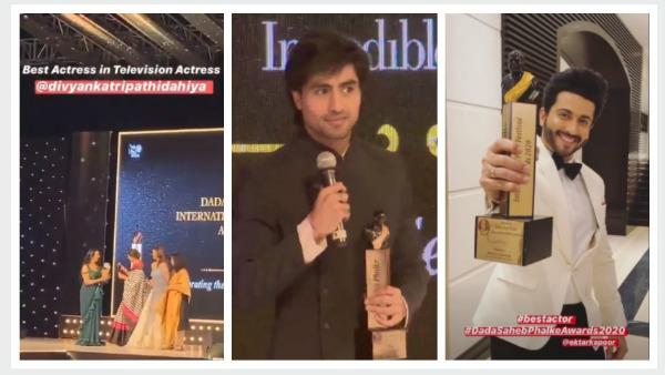 DPIFF Awards 2020 Winners List: Harshad Chopda, Divyanka Tripathi, Dheeraj & Others Win Big