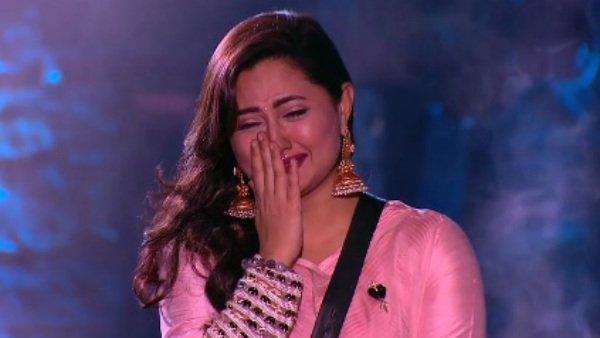 Contestants Get Emotional