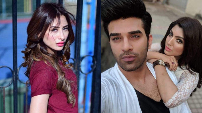 Mahira Sharma Reacts To Akanksha Puri's Allegations